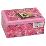 Barbie Bowtique Musical Jewellery Box In Pink