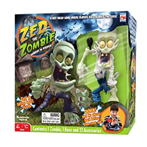 Zed The Zombie Unrest in Peace Game Set