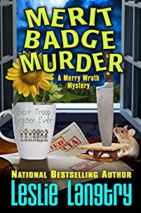 Merit Badge Murder by Leslie Langtry ebook deal