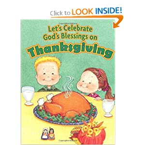 Let's Celebrate God's Blessings on Thanksgiving (Holiday Discovery Series)