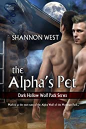 The Alpha's Pet (Dark Hollow Wolf Pack 1)