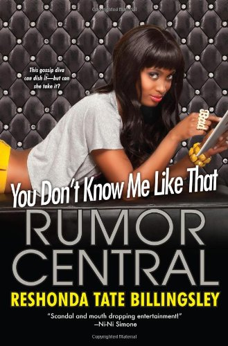 Image of You Don't Know Me Like That (Rumor Central)