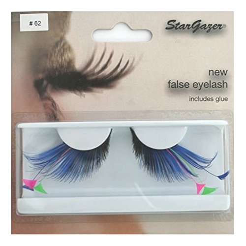Stargazer Feather Eye Lashes #62