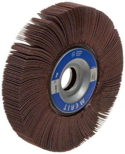 Merit Grind-O-Flex Abrasive Flap Wheel, 1