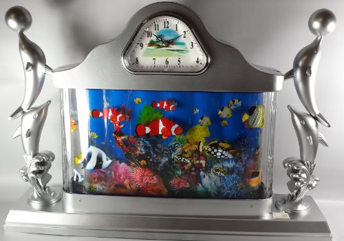 Fish Tank Light Looks Like A Real Aquarium