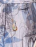 Pam & Arch London Sketch Rabbit Print Dress