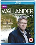 Wallander: Series - Season 3 [Blu-ray]