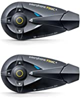 Cellular line - Interphone F3MC Twin - Kit Intercom Moto Bluetooth / Pour 2 casques