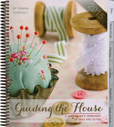 2015 Guiding the House - Organizer (Guiding The House compare prices)