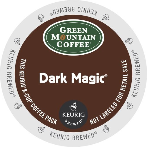 Keurig, Green Mountain Coffee, K-Cup Packs (Dark Magic, 50 Count) front-616013