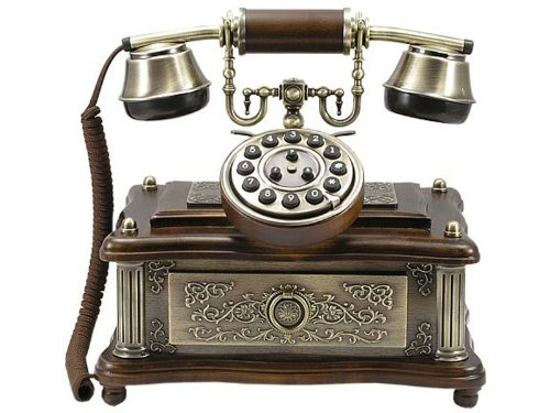 The Old Fashion Phone 1903 image