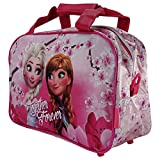 Disney-Frozen-Blossom-Bag-Handbag-Shoulderbag-Crossbody-Travelbag-Gym