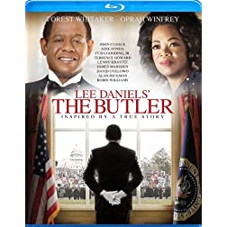 Lee Daniels' The Butler [Blu-ray]