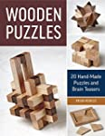 Wooden Puzzles: 20 Handmade Puzzles a...