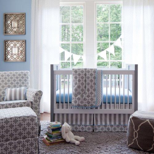 Geometric Baby Bedding