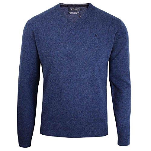 hackett-london-herren-pullover-blau-blau-one-size-gr-xxl-blau