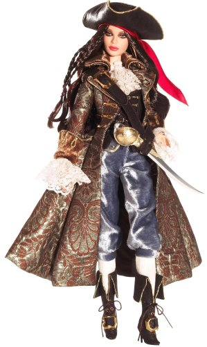 2007-Pirate-Barbie-Barbie-Collectible-Gold-Label