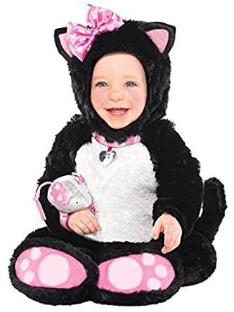 Infant Itty Bitty Kitty Costume