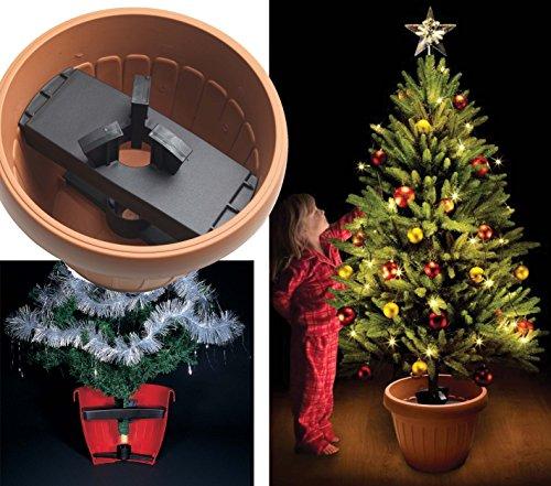 BAMA - Kit Vaso porta albero di Natale ALBEROBELLO diam 40 30078