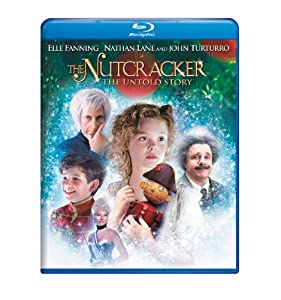The Nutcracker: The Untold Story [Blu-ray]