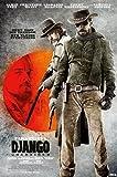 ジャンゴ 繋がれざる者 ポスター (タランティーノ)Django Unchained - They Took His Freedom<br>¥3800以上お買い上げで送料無料