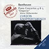 """Beethoven: Piano Concertos 4 & 5 """"Emperor"""""""