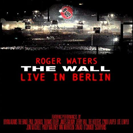 Roger Waters The Wall Live in Berlin Waters Roger Wall Live in