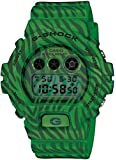 CASIO カシオ G-SHOCK Gショック グリーン 緑 ZEBRA Camouflage Series ゼブラカモフラージュシリーズ メンズ 腕時計 新品 男性用 時計 ウォッチ DW-6900ZB-3 [並行輸入品]