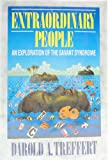 Extraordinary People (0593016734) by DAROLD A. TREFFERT