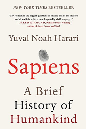 Sapiens: A Brief History of Humankind ISBN-13 9780062316097
