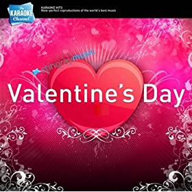 Free MP3 Download of The Karaoke Channel – Valentines Day