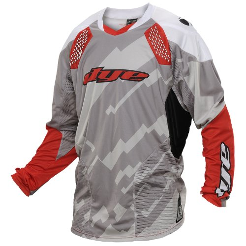 Dye C5 Jersey - Gray XX-Large (Paintball Pants And Jersey compare prices)
