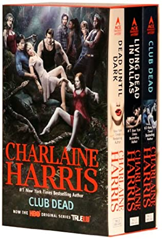 book cover of Sookie Stackhouse 3 Volume Boxed Set