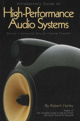 Introductory Guide to High-Performance Audio Systems: Stereo – Surround Sound –  Home Theater