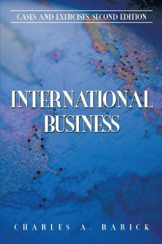 International Business: Cases and Exercises, Second Edition