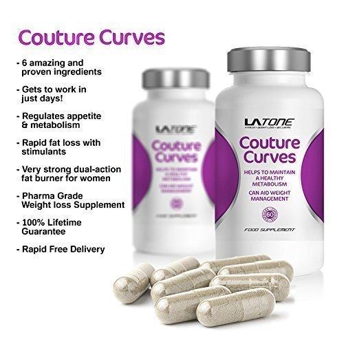 LA Tone Couture Curvas