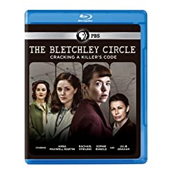 The Bletchley Circle: Cracking a Killer's Code [Blu-ray]