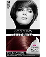 John Frieda Precision Colour Medium Red Brown 5R