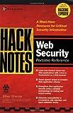 HackNotes(tm) Web Security Pocket Reference