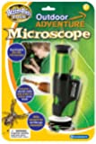Brainstorm Toys Outdoor Adventure Microscope