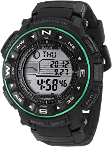 Casio Men's PRW2500-1B ProTrek Tough Solar Atomic Digital Watch by Casio
