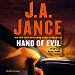 Hand of Evil (       UNABRIDGED) by J. A. Jance Narrated by Karen Ziemba
