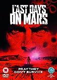 The Last Days on Mars [DVD]