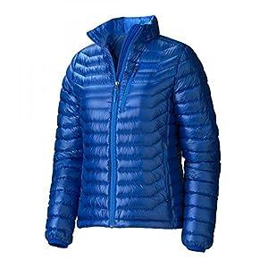 Marmot Women's Quasar Jacket (GemBlue, XS)