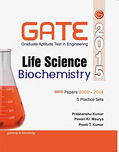 GATE Guide Life Sciences Biochemistry 2015
