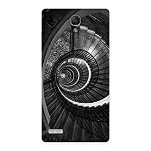 Cute illuisional Back Case Cover for Redmi Note