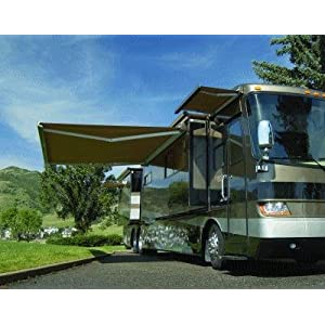RV Retractable Awnings | Automatic Retractable Patio Awnings