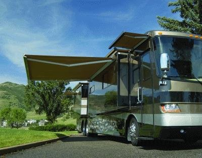 ALEKO RV Awning Retractable Patio Awning 10ft
