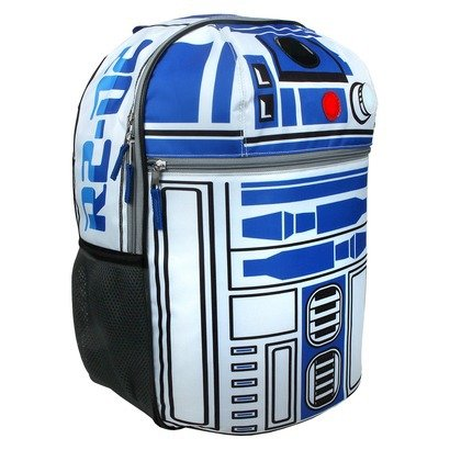 Star Wars R2D2 Backpack with sound & lights!