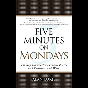 Five Minutes on Mondays Audiobook